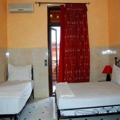 Отель Residence Miramare Marrakech 2* Стандартный номер с различными типами кроватей фото 24