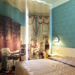 Отель Hôtel Perreyve 3* Стандартный номер с различными типами кроватей фото 6