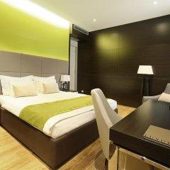 Отель Maccani Luxury Suites 4* Представительский люкс с различными типами кроватей фото 6