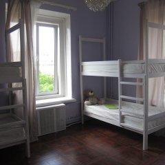 Hostel DomZhur Кровать в мужском общем номере с двухъярусными кроватями фото 2