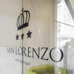 Hotel San Lorenzo Boutique 3* Стандартный номер с различными типами кроватей фото 13