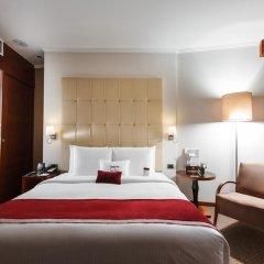 Гостиница DoubleTree by Hilton Novosibirsk 4* Стандартный номер разные типы кроватей фото 13