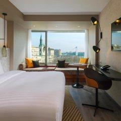 Budapest Marriott Hotel комната для гостей фото 4