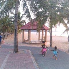 Отель Sunrise Villa Resort пляж
