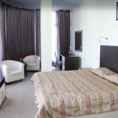 Гостиница Черное Море Отрада 4* Полулюкс с различными типами кроватей фото 4