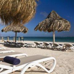 Отель The Level at Melia Caribe Tropical Доминикана, Пунта Кана - отзывы, цены и фото номеров - забронировать отель The Level at Melia Caribe Tropical онлайн пляж фото 2