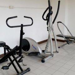 Отель Chain Condotel Паттайя фитнесс-зал