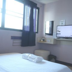 Отель Room@Vipa 3* Стандартный номер с двуспальной кроватью (общая ванная комната) фото 3