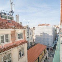 Vistas de Lisboa Hostel Кровать в общем номере с двухъярусной кроватью фото 5