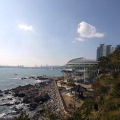 Отель Citadines Haeundae Busan пляж
