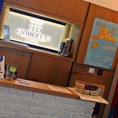 Отель Hostel Chmielna 5 Rooms & Apartments Польша, Варшава - отзывы, цены и фото номеров - забронировать отель Hostel Chmielna 5 Rooms & Apartments онлайн интерьер отеля
