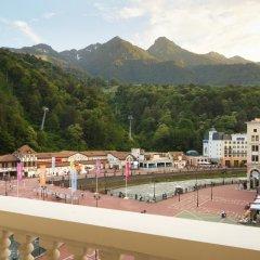 Radisson, Роза Хутор (Radisson Hotel, Rosa Khutor) балкон
