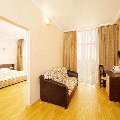 Гостиница Эмеральд комната для гостей фото 5