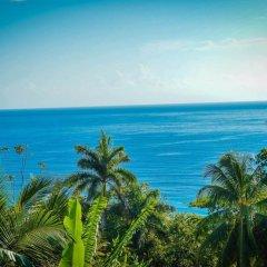 Отель Ackee Tree Sea View Villa Ямайка, Порт Антонио - отзывы, цены и фото номеров - забронировать отель Ackee Tree Sea View Villa онлайн пляж