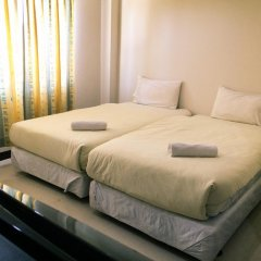 Отель Sea Land View 2* Стандартный номер с двуспальной кроватью