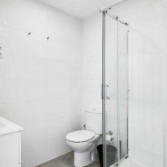 Отель Mar Apartments Испания, Барселона - отзывы, цены и фото номеров - забронировать отель Mar Apartments онлайн ванная фото 2