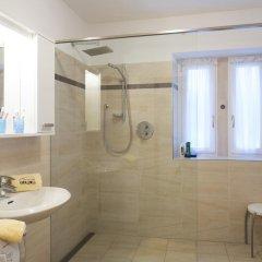 Отель Vidor Resort Долина Валь-ди-Фасса ванная