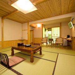 Отель Hanareyado Yamasaki Минамиогуни комната для гостей фото 5
