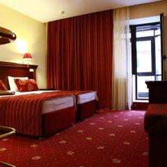Клуб Отель Корона 4* Номер Делюкс с разными типами кроватей фото 2