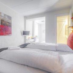 Hotel Domir Odense 2* Стандартный номер с двуспальной кроватью фото 8