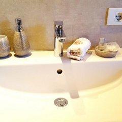Отель Rosenpension Krösshof Наллес ванная