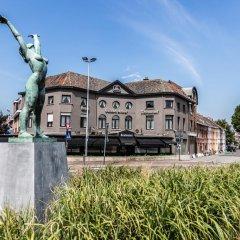 Отель Golden Anchor Бельгия, Мехелен - отзывы, цены и фото номеров - забронировать отель Golden Anchor онлайн приотельная территория