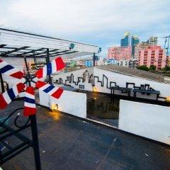Отель TIA Thai Hostel Таиланд, Бангкок - отзывы, цены и фото номеров - забронировать отель TIA Thai Hostel онлайн городской автобус