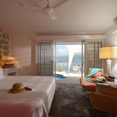 Отель Las Brisas Acapulco 4* Люкс с разными типами кроватей фото 8