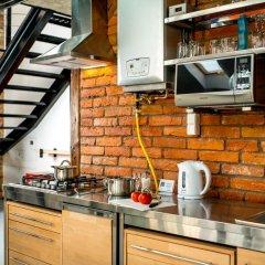 Апартаменты LvivSon Apartments Svobody Area питание фото 3
