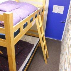 Отель K's House Tokyo Кровать в общем номере фото 4