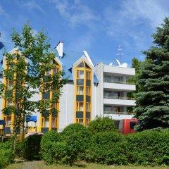 Гостиница Пансионат Балтика вид на фасад фото 2