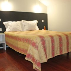 Отель Residencial Lunar 3* Номер категории Эконом с различными типами кроватей фото 4