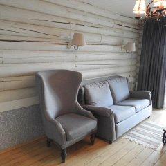 Гостиница Эко-парк Времена года Стандартный семейный номер разные типы кроватей фото 2