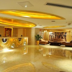Ceramics International Hotel интерьер отеля