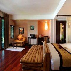 Отель Andaman White Beach Resort 4* Номер Делюкс с различными типами кроватей фото 5