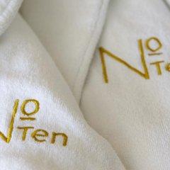 Отель Ten Manchester Street 4* Номер категории Эконом с различными типами кроватей фото 6