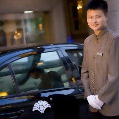 Отель Hangzhou Hua Chen International 4* Стандартный номер с различными типами кроватей фото 5