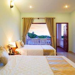 Отель Hong Bin Bungalow 3* Бунгало с различными типами кроватей фото 4