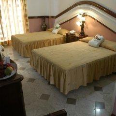 Отель Canadian Resorts Huatulco 3* Стандартный номер с различными типами кроватей фото 4