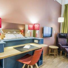 Отель Hotell Bondeheimen 3* Стандартный номер с двуспальной кроватью фото 2