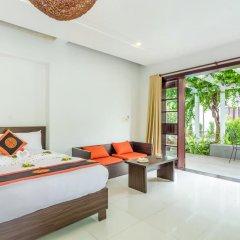 Отель Botanic Garden Villas 3* Улучшенный номер с 2 отдельными кроватями фото 14