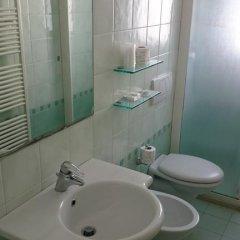 Отель Residence Lugano ванная фото 8