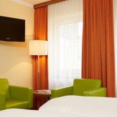 Отель Lux Германия, Мюнхен - отзывы, цены и фото номеров - забронировать отель Lux онлайн комната для гостей фото 2