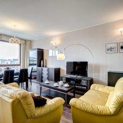 Отель Dom & House Apartamenty Aquarius Сопот комната для гостей фото 3
