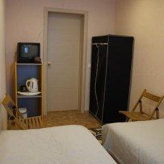 Хостел Обской Кровати в общем номере с двухъярусными кроватями фото 34