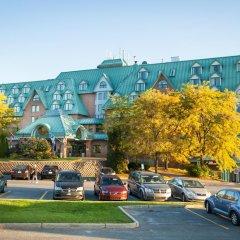 Отель Doubletree By Hilton Gatineau-Ottawa Гатино парковка