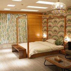 Guangzhou Jinzhou Hotel 3* Стандартный номер с различными типами кроватей фото 27