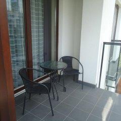 Апартаменты City Apartment балкон
