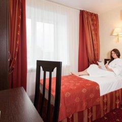 Гостиница AMAKS Центральная Улучшенный номер разные типы кроватей фото 8