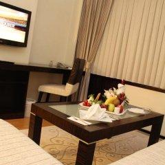 Surmeli Ankara Hotel 5* Люкс разные типы кроватей фото 16
